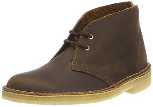 Clarks Originals Damen Desert Boots, Braun (Beeswax), 39 EU