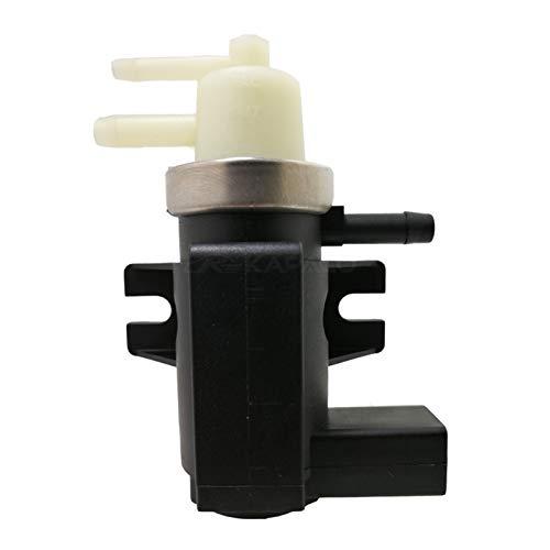 WeiYang Solenoide de presión Converter EGR 1J0906627 1J0906627A Ajuste para VW IV 4 Beetle Bora Golf Passat Sharan para Audi
