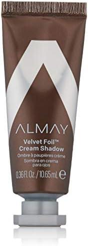 Almay Velvet Foil Cream Shadow End Game 0 36 fl oz metallic eyeshadow product image