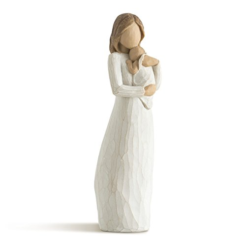 Willow Tree 26124 Figur Mein Engel, 3,8 x 3,8 x 21,6 cm