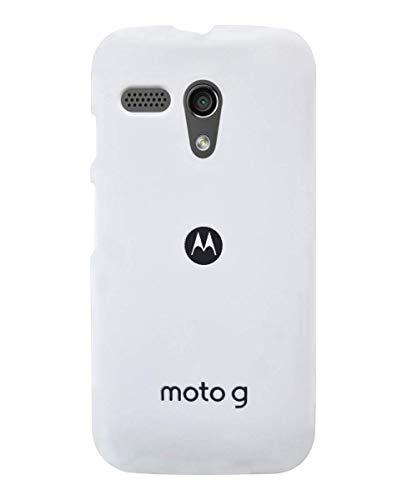 COVERBLACK Plastic Back Cover for Motorola Moto G 1st Gen - Black