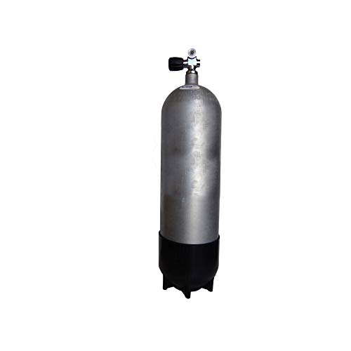 Faber FXG Galvanized Steel Scuba Tank