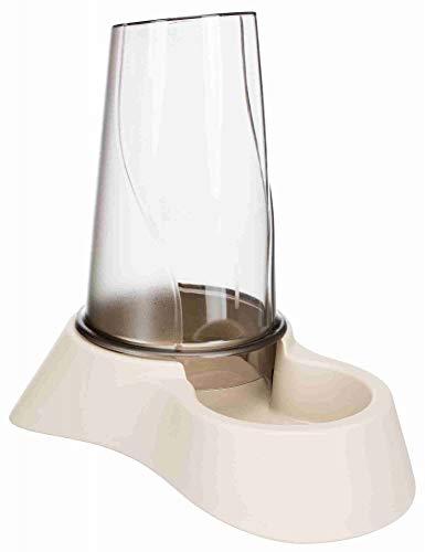 Trixie - Distributore di Cibo e Acqua, 0,65 Litri