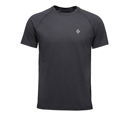 Black Diamond M Motion Tee T-Shirt pour Homme XL Noir