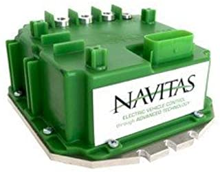 Club Car Golf Cart Torque & Speed Controller w/On The Fly Programmer Bluetooth and Wiring Harness - Navitas