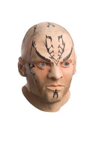 Rubie's Nero Latex-Maske Star Trek