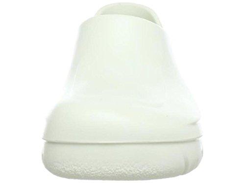 Alpro Birkenstock Clog A630 weiß ohne Stahlkappe Arbeits-, Küchen-, Kochschuhe, Schuhgröße:47