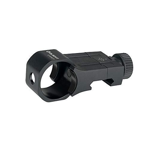 Montura linterna Olight E-WM25 picatinny ajuste lateral 24,4 mm. a 27,4 mm.