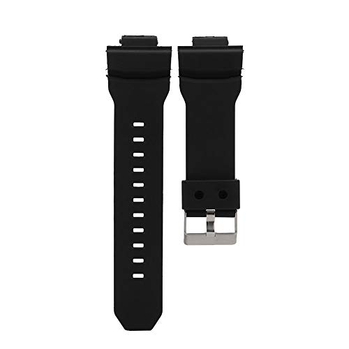 Cinturino per orologio, morbido e antiusura da indossare Cinturino in materiale PU di colore per SHOCK per varie occasioni per G SHOCK GA150/GA200/GA300/GLX