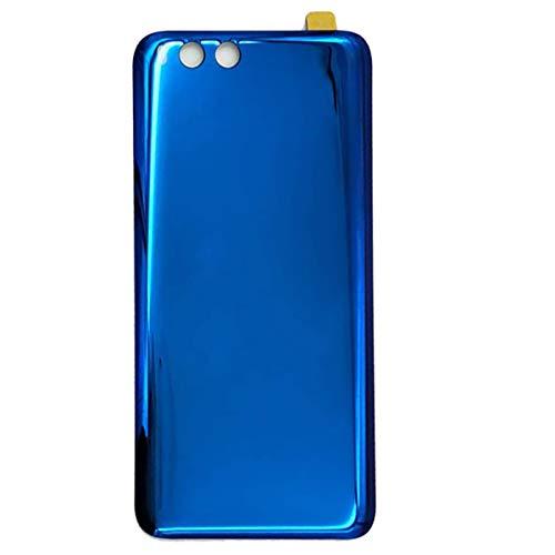 Stejnhge Tapa de la batería para Xiaomi Mi 6 Mi6 5.15 Inch Carcasa Trasera Cubierta de la batería (Blue)