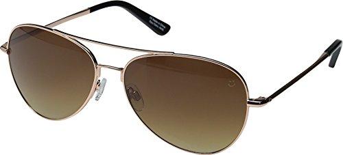 Spy Whistler Sunglasses-Rose Gold-Bronze Fade