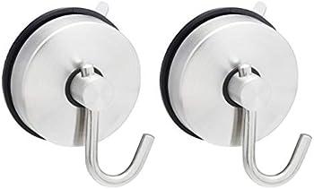 Amazon Basics Stainless Steel Bathroom Robe Hook