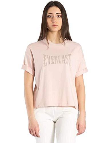 Everlast Camiseta para mujer. 1w00 Vanilla L