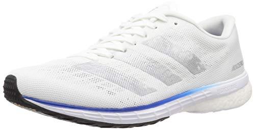 adidas Adizero Adios 5 m, Zapatillas Hombre, FTWBLA/Plamet/AZUREA, 42 EU