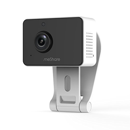 meShare Wireless Two-Way Audio HD Home Security Camera with Night Vision