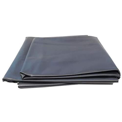 Ubbink Bâche à bassin en PVC 6 x 7 m Noir