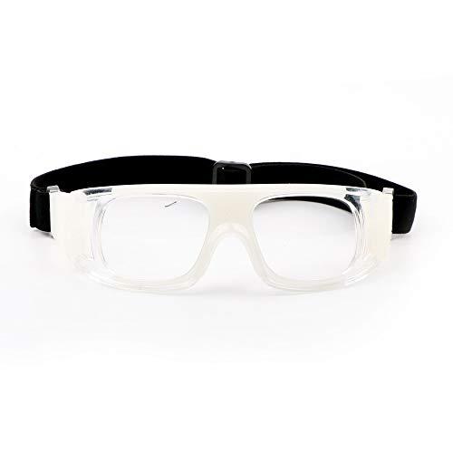 SunAll Gafas de Deportes conductores de motocicletas Lentes de gotas de protección gafas gafas jugar al baloncesto gafas jugar al fútbol anticolisión miopía ojos llorosos antiniebla puede equiparse co