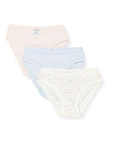 Petit Bateau 5938500 Underwear, Multicolor, 8 Ans Girls