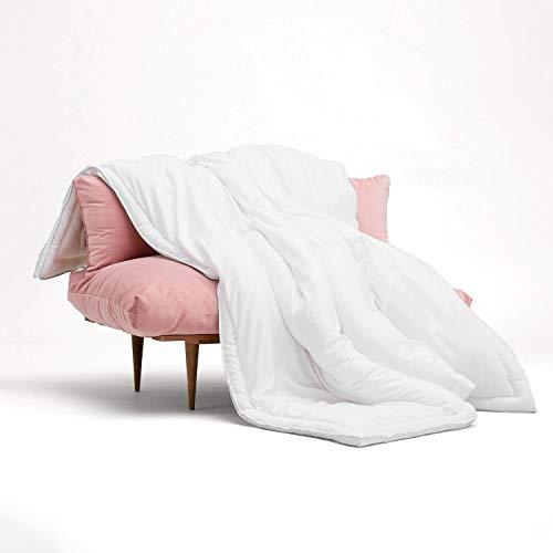 Buffy Comforter - Cloud Queen Comforter - Eucalyptus Fabric -...