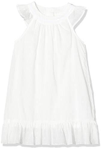 Salt & Pepper Mädchen 03133289 Kleid, Weiß (Off-White 011), (Herstellergröße: 98)