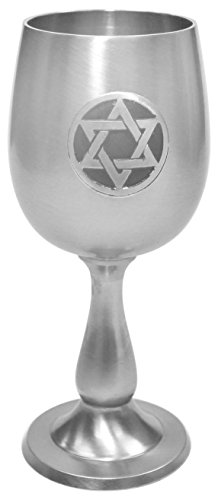 Majestic Giftware KC13355 Kiddush Cup, 6-Inch