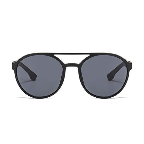 MERICAL Occhiali da sole Cat Eye Shade da donna alla moda integrati Occhiali vintage a righe il classico