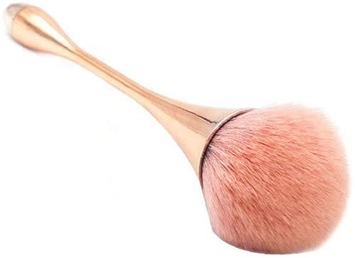 Fond De Teint En Forme De Goutte D'eau Brosse De Maquillage Durable Brosse En Poudre Douce Pour La Peau Pinceau Professionnel Pour Le Visage Beauté Brosse Cosmétique