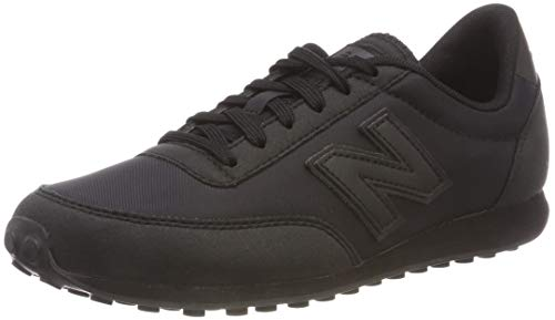 New Balance 410, Zapatillas Unisex Adulto, Negro Black BBK, 44.5 EU