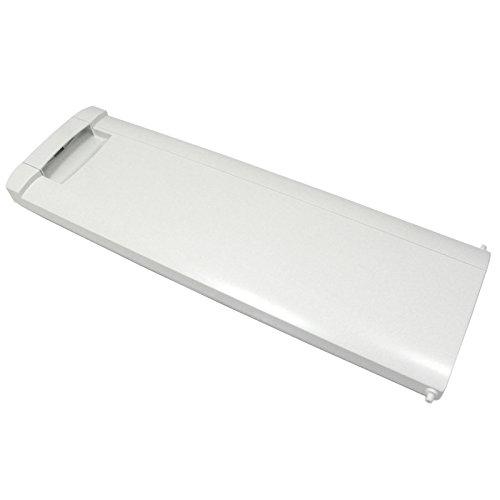Spares2go bianco porta vano e maniglia per Smeg frigorifero congelatore