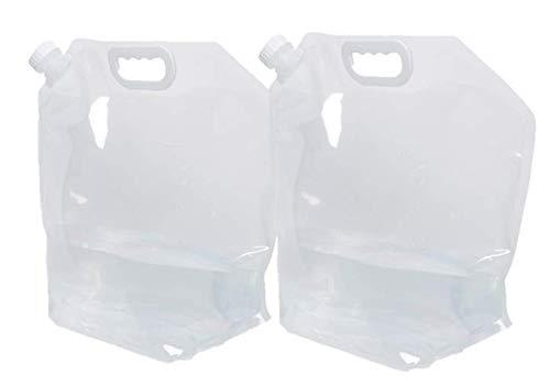 【Shion】ウォーターバッグ ポリタンク 給水タンク 給水袋 ウォータータンク
