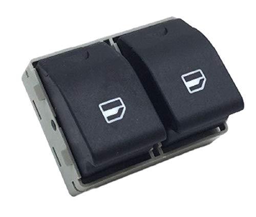 Twowinds - 6Q0959858 Schalter für Fensterheber Ibiza IV 4 Cordoba Polo Fox