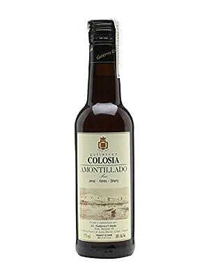 Gutierrez Colosia Colosia Amontillado Sherry, 37.5 cl