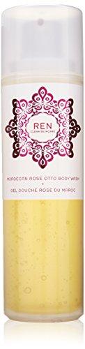 REN Skincare Gel de Ducha Moroccan Rose Otto 200 ml