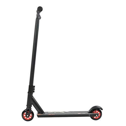 SALUTUYA Scooter portátil para Acrobacias con Resistencia al Desgaste, Ejercicio Deportivo al Aire Libre, Interior para niños al Aire Libre, Juego Deportivo al Aire Libre
