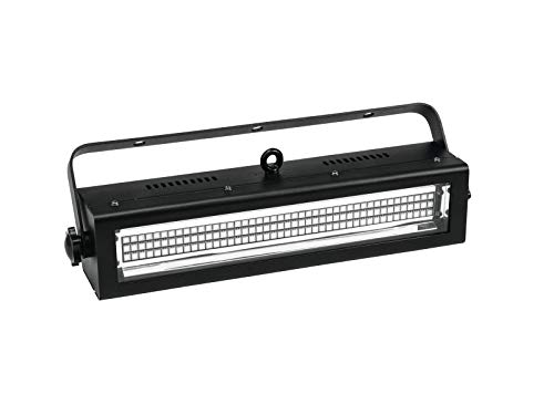 EUROLITE LED Strobe SMD PRO 132 DMX RGB | Multifunktionales Strobe/Fluter/Blinder mit 132 sehr hellen SMD-RGB-LEDs