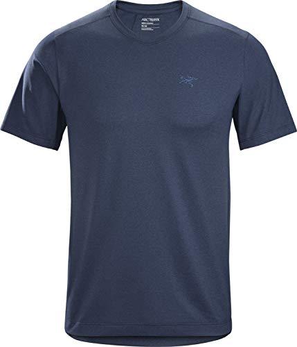 Arcteryx Herren Remige T-Shirt, Cobalt Moon