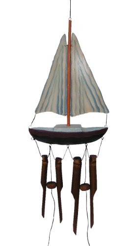 Cohasset (159 Segelboot Wind Chime