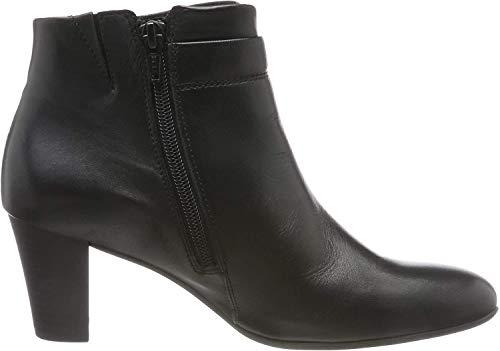Gabor Shoes Damen Comfort Fashion Stiefeletten, Schwarz (Schwarz (Micro) 57), 40 EU