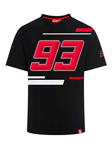 M&M's Camiseta Marc Marquez 93 - Negro - XXL