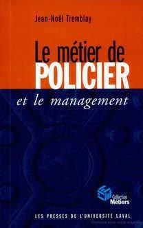LE METIER DE POLICIER ET LE MANAGEMENT