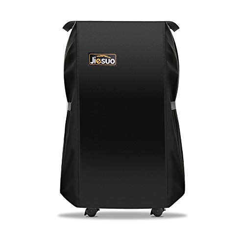 JIESUO 30 Inch BBQ Gas Grill Cover for Weber Spirit 210 Series: 2 Burner 7105 Grill Cover (Not Fit for Spirit II E-210)