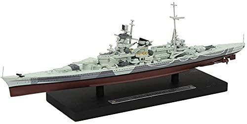 N-T Schlachtschiff 3D Puzzles Plastikmodellbausätze Deutsches Scharnhorst Schlachtschiff Modell Spielzeug und Geschenk für Erwachsene 45 3 X 5 9 Zoll