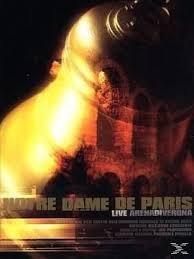 """Notre Dame De Paris"" Live:Arena di Verona - Limited Edition Box Cartonato (22x35 cm) (2 Cd Audio + 2 Dvd Video + Booklet 22 Pagine)"