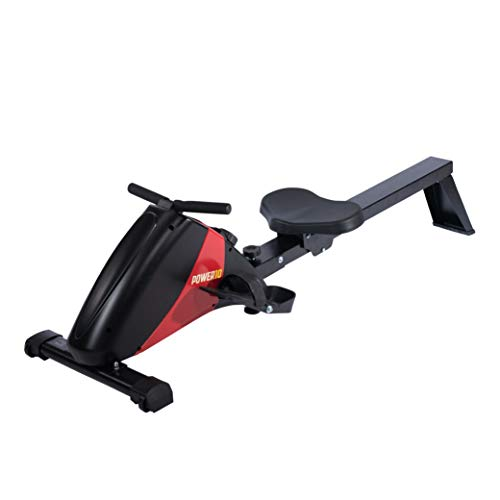 Fit4home TF7102A Magnetic Rower Foldable Home Rowing Machine Red