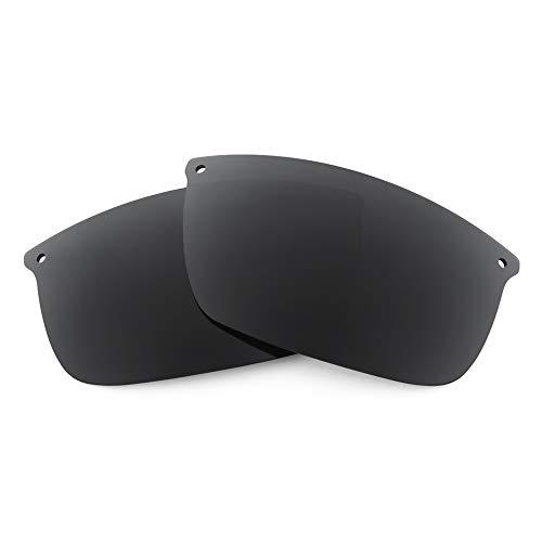 Revant Lentes de Repuesto Compatibles con Gafas de Sol Oakley Carbon Blade, Polarizados, Elite Negro Furtivo
