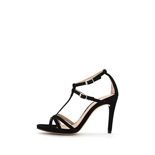 Unisa - Sandalias negras Size: 37 EU