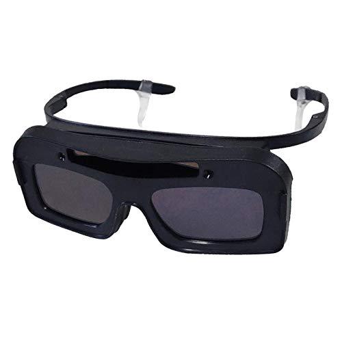1 par negro Solar Auto oscurecimiento soldadura Goggle seguridad gafas de soldadura protectoras para soldador gafas de protección ocular
