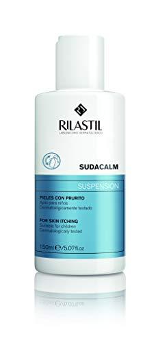 Rilastil Sudacalm - Suspensión calmante con óxido de zinc para pieles irritadas y con picores 150 ml