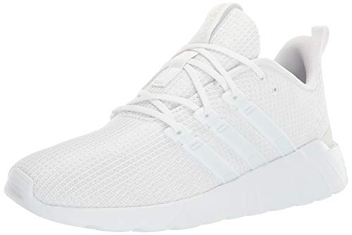 adidas mens Questar Flow Sneaker Running Shoe, White, 8.5 US