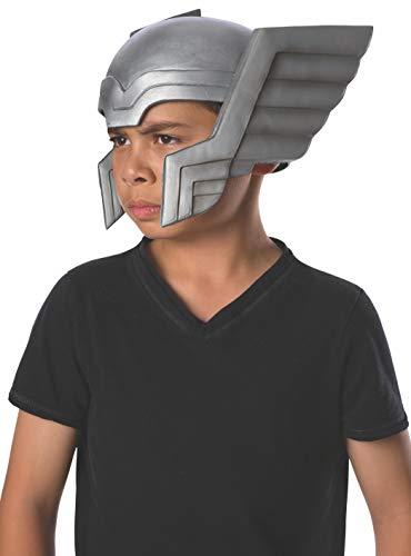Rubie 's Offizielles Marvel Avengers Thor Helm, Kinder Kostüm–EINE Größe